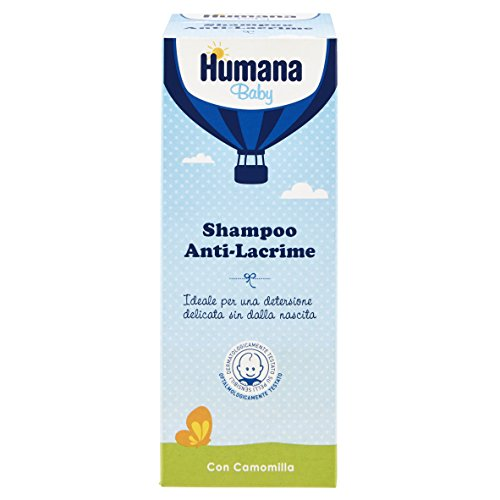 Humana Shampoo Anti Lacrime - 250 ml