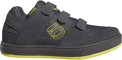 Five Ten Freerider VCS Shoes Kids gresix/shoyel/core Black Schuhgröße EU 32 2019 Schuhe