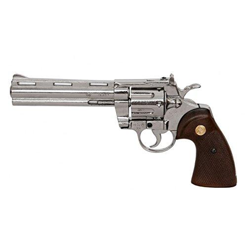 ck Grimes Revolver, Fertig-Modell, 1/1 (Originalgröße, 28 cm) ()