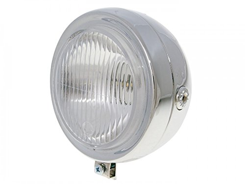 Price comparison product image Koplamp P.M. Rond Chrome