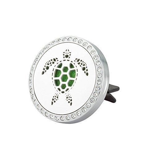 Deodorante-aromaterapia-auto-clip--Best-diffusore-di-oli-essenziali--acciaio-inox-animale-collana-medaglione--gioielli-di-moda-per-uomini-e-donne--Christmas-day-Gift-for-Kids