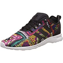 Adidas Chaussures ZX Flux ADV Smooth Noir Femme 925cfee00667