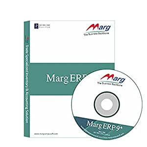 Marg FMCG Accounting Software ERP 9 Silver