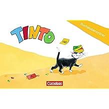 TINTO 1 und 2 - Buchstabenordner in Druckschrift