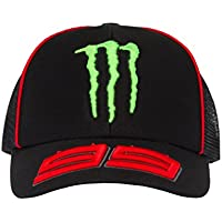 Jorge Lorenzo 99 Moto GP Monster Energy Trucker Baseball Gorra Oficial 2018