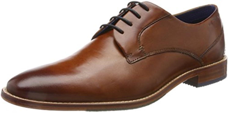 Daniel Hechter 8.11429e+11, Zapatos de Cordones Derby para Hombre -
