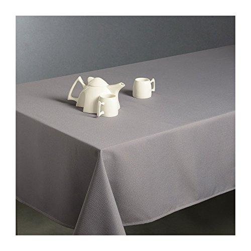 Nappe anti-tache rectangulaire gris 150x300 cm