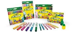 CRAYOLA-I profumelli Set Ahorro, para Dibujo con Colores perfumadas, para Escuela y Tiempo Libre, 7455
