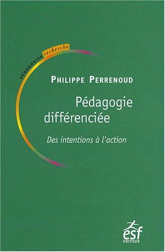 Pédagogie différenciée : des intentions à l'action
