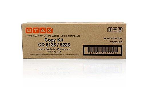 Preisvergleich Produktbild Utax CD5135Kartusche 7200Seiten schwarz–Tonerkartuschen und Laser (schwarz, CD5135/5235, 1Stück (S), Laser Cartridge, 7200Seiten, Laser)