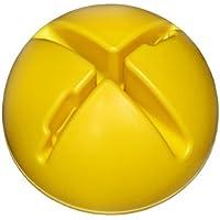 Artículos para perros - base en X para picas y aros, amarillo
