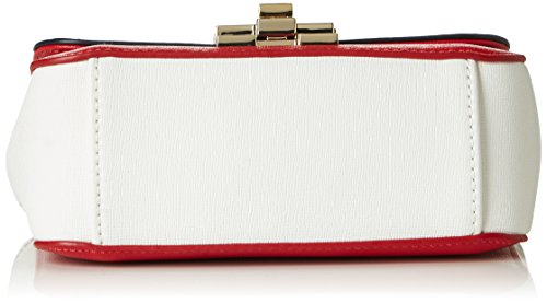 Tommy Hilfiger Th Heritage Mini Crossover Cb, Sacs bandoulière Multicolore (Corporate)