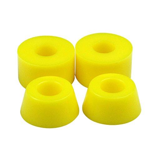 Take now-Set 4 pezzi per boccole SHR 55D sintetica Truck Set di parti CE-GY-Popular Sports colore: