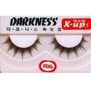 Darkness False Eyelashes Xup5 by Darkness False Eyelashes