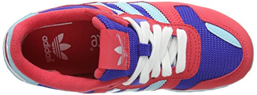 Adidas - Zx 700, Sneakers infantile Azul / Rosa