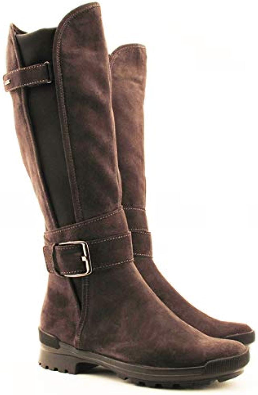 HÖGL scarpe Fashion GmbH 2-102842-63000 - Stivali da Donna, Grigio (Grafite), 38 EU | Grande vendita  | Scolaro/Ragazze Scarpa