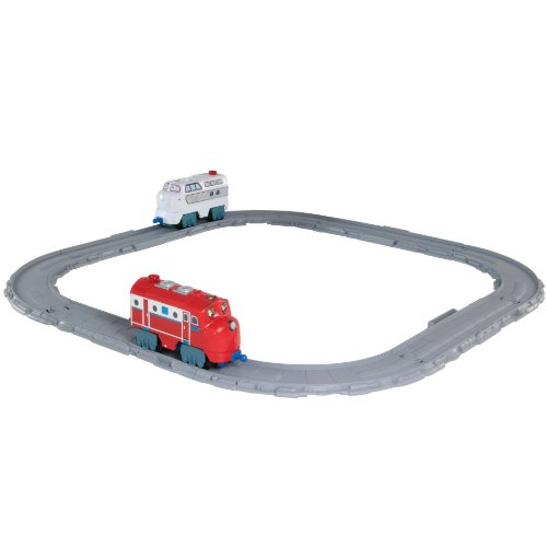 Chuggington Interactive Wilson And Chatsworth Starter Set