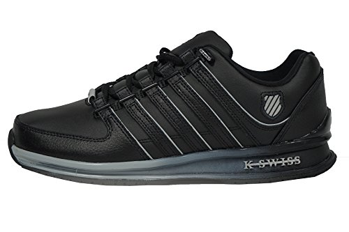 K-Swiss Rinzler Sp Fade, Sneakers Basses Homme Noir