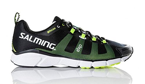 Salming ENROUTE Verde Militar Negro 1287043 0101