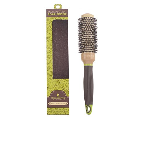 MACADAMIA - BRUSH boar hot curling 33 mm-unisex