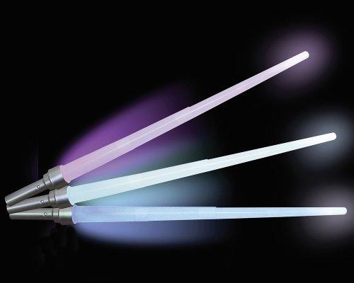 """Sable Láser extensible/extraíble con efecto de luz cambiante """"Kristall FX"""""""