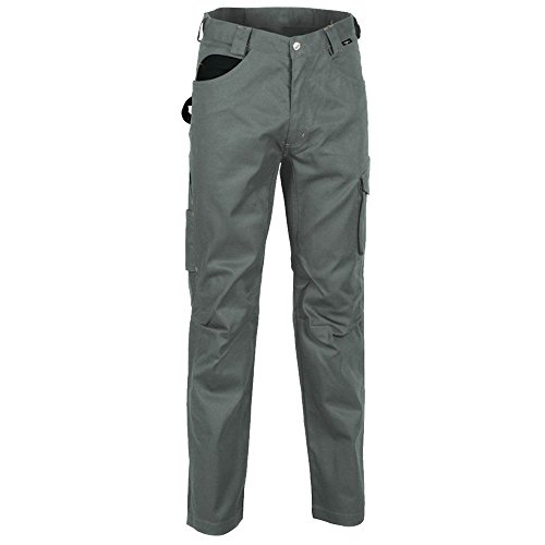 Cofra Pantaloni alla zuava Wal klander Pantaloni da lavoro 290G/M² en 340genormt 40–00V014, 40-00V01404-50 grau