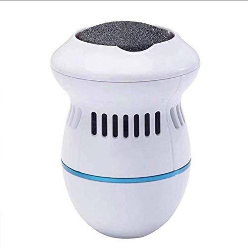 Gqmj pedicure elettrico professionale calli lucidatrice per piedi elettrica per la rimozione delle callosità e per pedicure automatico cura dei piedini