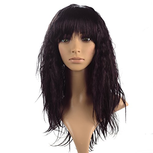 namecute-ombre-wigs-dark-wine-curly-long-kinky-womens-wig-kankalon-wig-with-bangs-free-wig-cap-by-na