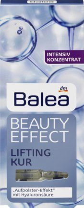 Balea Beauty Effect Lifting Kur 7x1ml (effetto di bellezza di sollevamento) ...