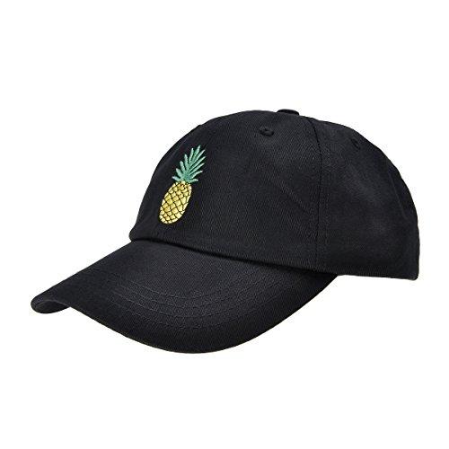 ZLYC - Gorra de béisbol - para Hombre Negro Black 21575d55663