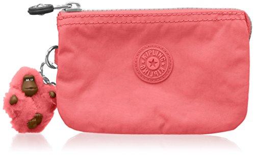 Pink Shell (Kipling Damen Creativity S Münzbörse, (Shell Pink Q86), 14.5x9.5x5 cm)