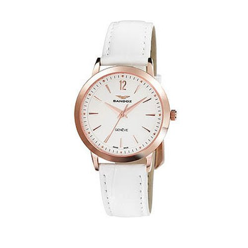 Watch Sandoz Diver 81298-90 Women´s White