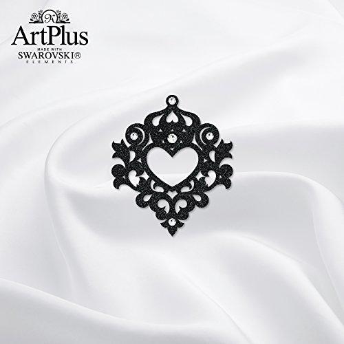 temporary-gioielli-pelle-tattoo-appassionato-cuore-swarovski-crystal-body-art-uk