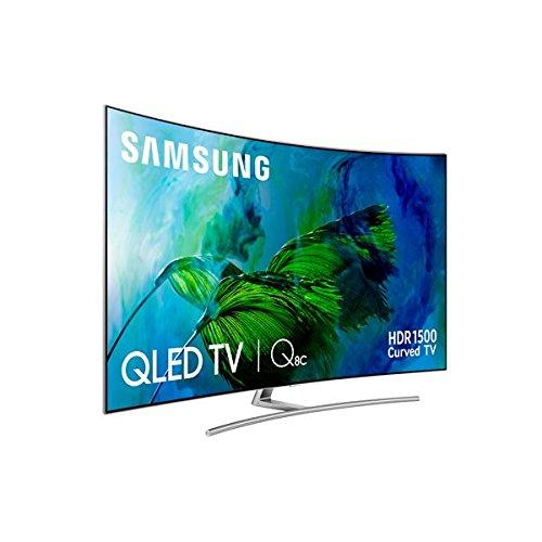 Samsung QE55Q8C 138 cm ( (55 Zoll Display),LCD-Fernseher )