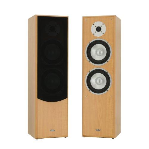1 Paar Standlautsprecher Mohr SL10 Buche, Lautsprecherboxen, HiFi Klang zum günstigen Preis