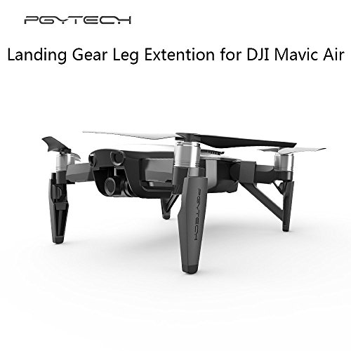 Joint Victory PGYTECH Propeller Extended Landing Gear Leg Support Protector Extension Replacement Riser Fit for DJI Mavic Air Drone Accessories