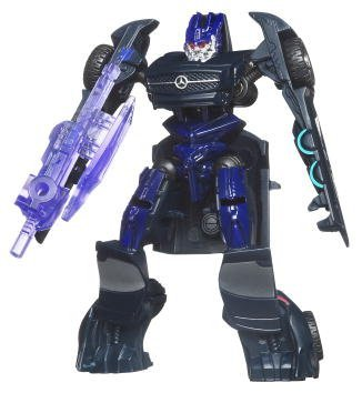 yberverse Legion Action Figure Soundwave by Transformers ()