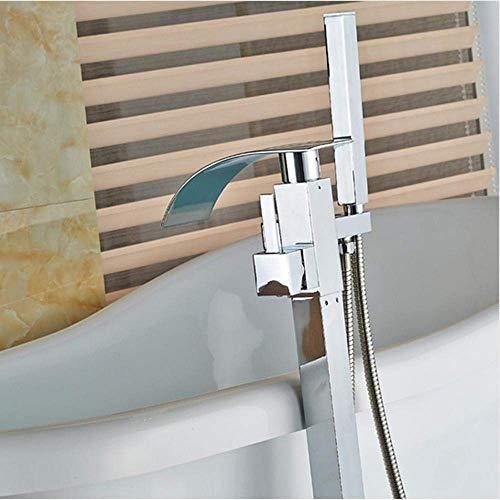 Shuip Waschbecken/Wasserhahn Luxus Bodenmontage Klaue Fuß Badewanne Armaturen Badewanne Mischbatterie
