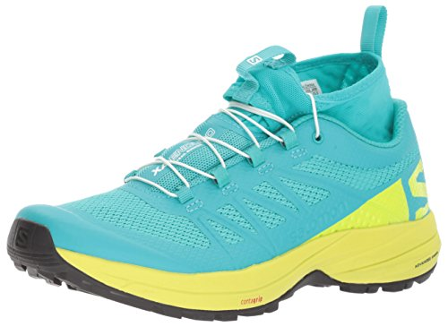 Salomon XA Enduro W, Zapatillas de Trail Running para Mujer, (Ceramic/Lime Punch./Black),...