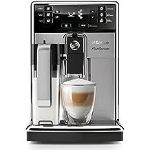 Saeco HD8927/01 PicoBaristo Kaffeevollautomat, integriertes Milchsystem, edelstahl