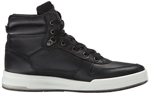 Ecco Herren Jack High-Top Schwarz (Black 1001)