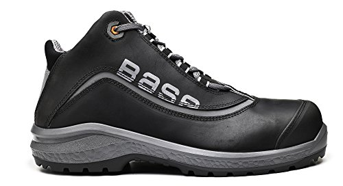 Base BE-FREE TOP, Scarpe antinfortunistiche uomo Grigio grigio Grigio - Grigio