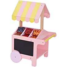 Olivias Little World Carrito de muñecas Color Rosado Teamson TD-12879A