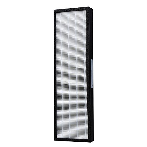 41bNaLgzMFL. SS500  - PureMate Multiple Technologies PM 510 Air Purifier Replacement True HEPA & Active Carbon Filter Set (2in1)