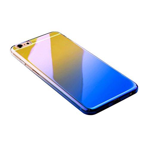 Balai Ultra-thin Gradient color TPU soft case for iphone 6 6s 7 6plus 6splus 7plus Phone Case Cover 2