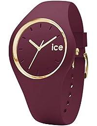 3f1d597b1fd1 Ice-Watch Reloj Analógico para Mujer de Cuarzo con Correa en Silicona 001610