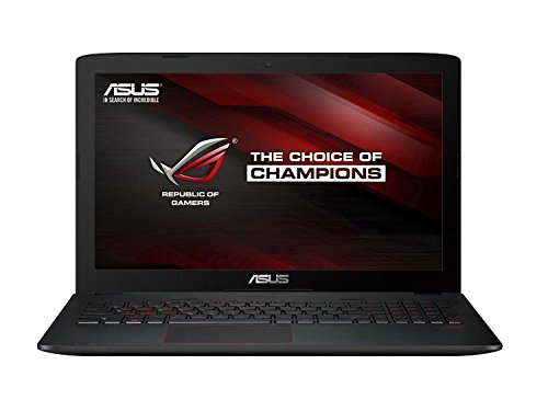 ASUS ROG GL552JX-CN182H  90NB07Z1-M02390  15 6-inch Laptop Intel Core i7-4720HQ 2 6 GHz   3 6 GHz Turbo Quad Core Processor  8GB RAM  750GB HDD 128GB