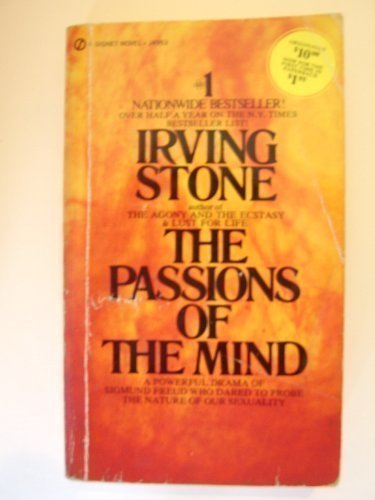 Stone Irving : Passions of the Mind (Signet) by Stone, Irving (1987) Mass Market Paperback
