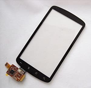 HTC G5 Google Nexus one 1 ~ Touch Screen Digitizer Front Glass Faceplate Lens Part Panel ~ Mobile Phone Repair Part Replacement