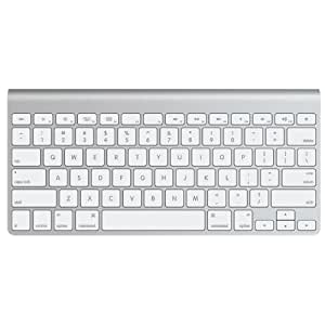 Apple MC184F/B Clavier AZERTY sans fil